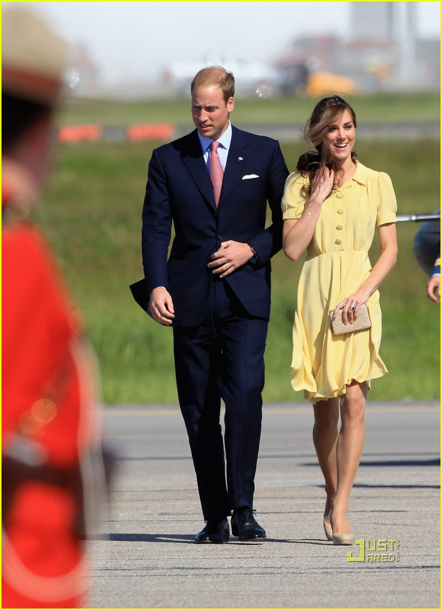 Prince William & Kate: Calgary Couple