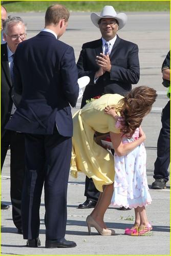 Prince William & Kate: Calgary Couple