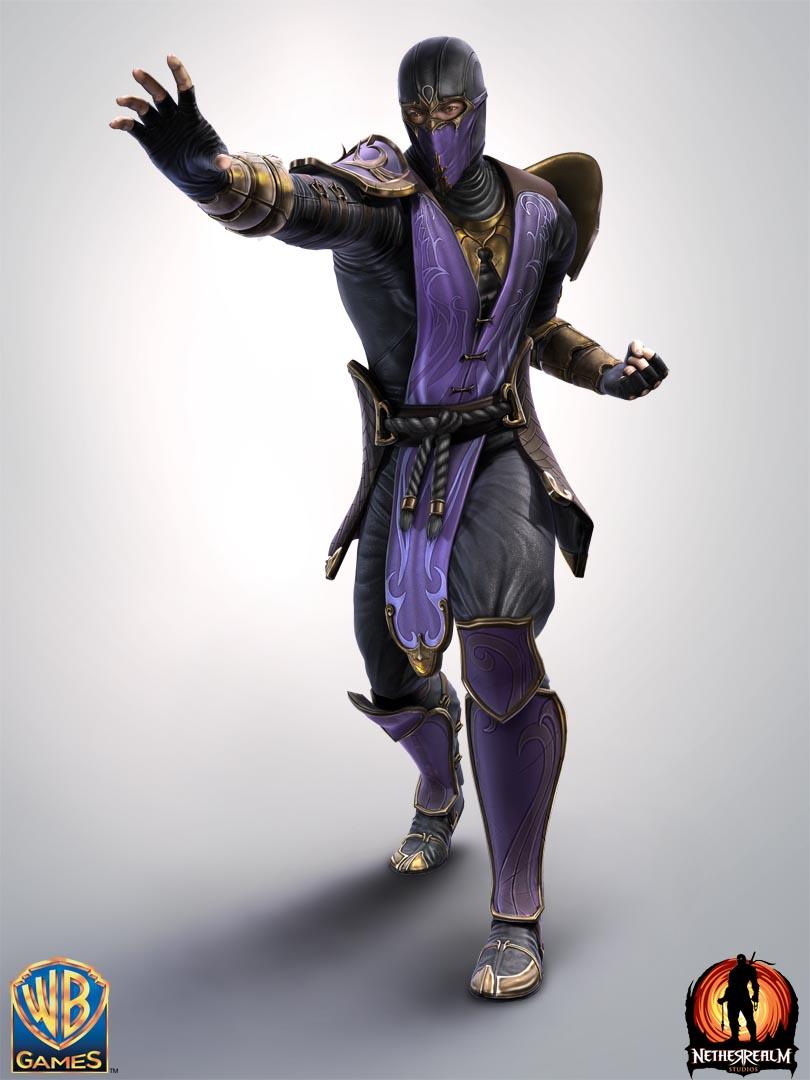 Rain - Mortal Kombat IX - Mortal Kombat Photo (23544215 ...