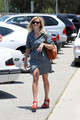 Reese Witherspoon leaves Byron and Tracey Salon in Beverly Hills. - reese-witherspoon photo