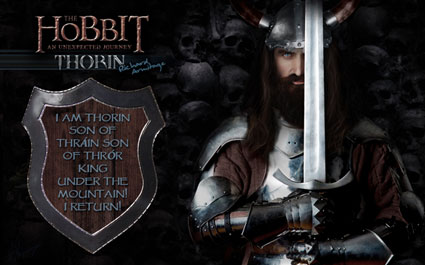 Richard Armitage wallpaper with anime entitled Richard_Armitage_Thorin