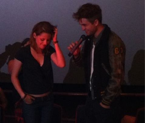 Robert Pattinson & Kristen Stewart 壁纸 titled Robsten <3333