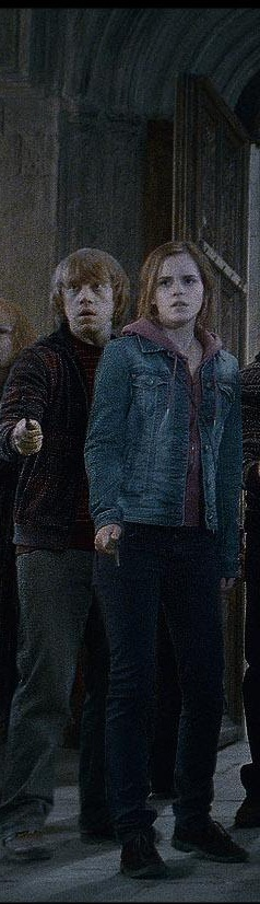 romione - Deathly Hallows part II