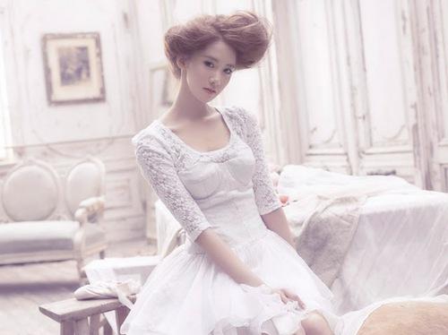 SNSD Yoona 1st Japanese Album
