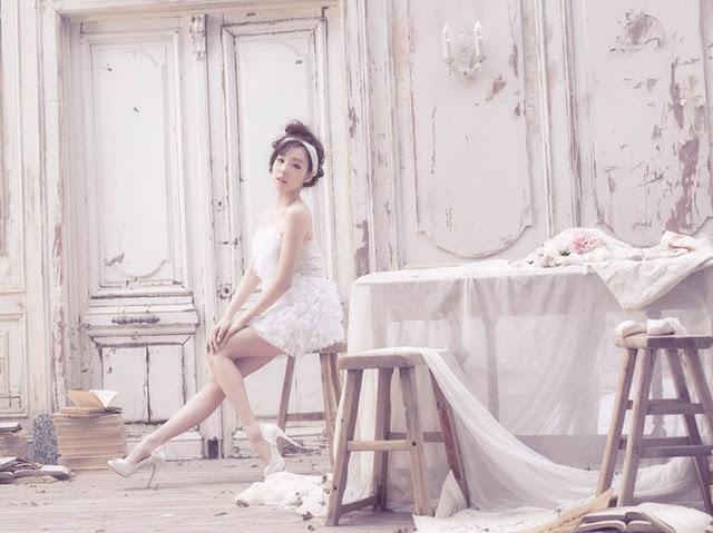 SNSD Tiffany 1st Japanese Album