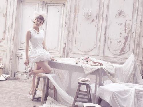SNSD Sunny 1st Japanese Album