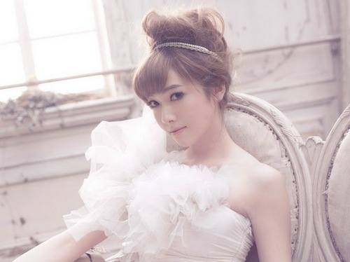 SNSD Jessica 1st Japanese Album