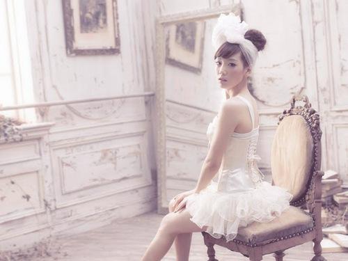 SNSD Taeyeon 1st Japanese Album