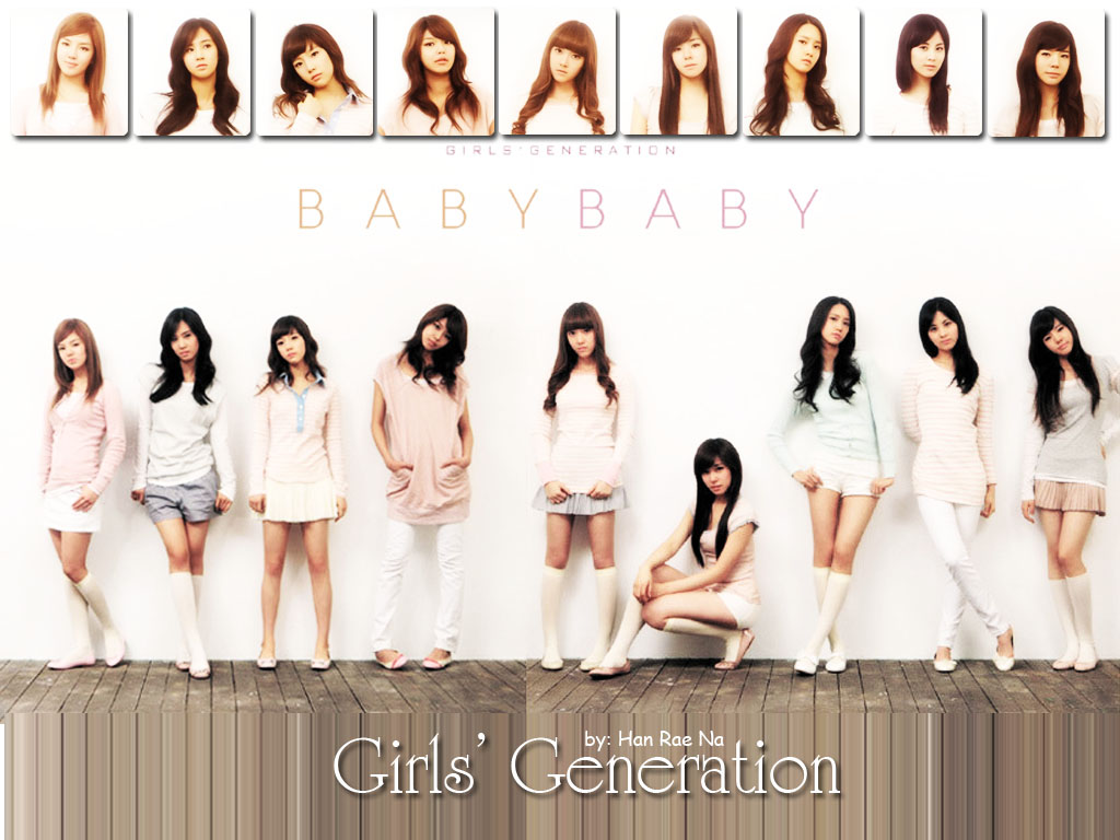 Snsd - Wallpaper Hot