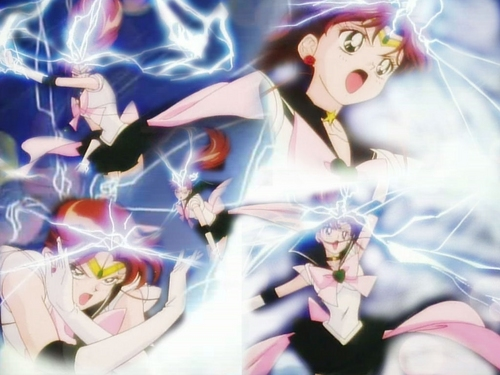 Sailor Moon Hintergrund titled Sailor Jupiter