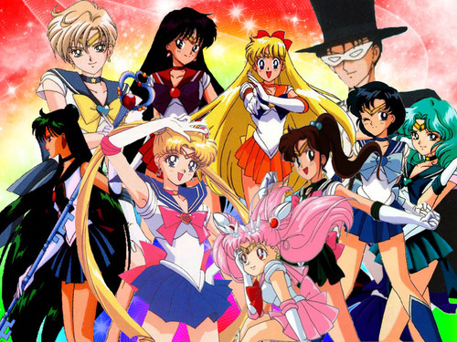 Sailor Senshi - sailor-moon Wallpaper