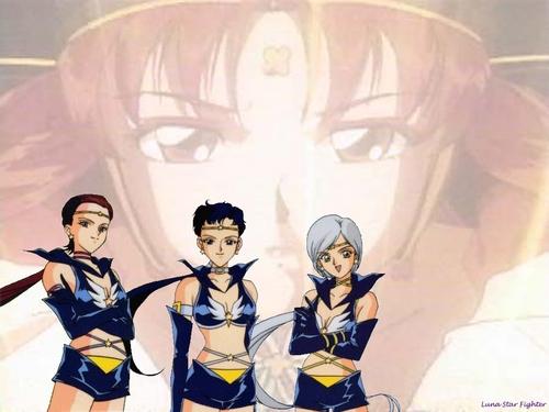 marino buwan wolpeyper titled Sailor Stars