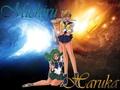 Sailor Uranus & Sailor Neptune