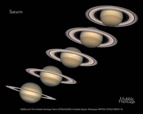 Saturn Montage 1994-2004
