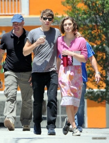 Seeking a Friend for the End of the World - On Set June 14,2011