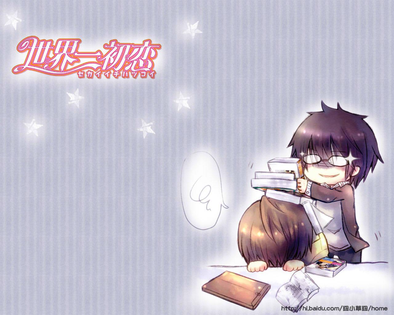 Sekai ichi hatsukoi - Sekai Ichi Hatsukoi Photo (23511705 ...