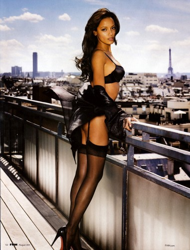 Selita Ebanks – FHM UK Magazine (August 2011)