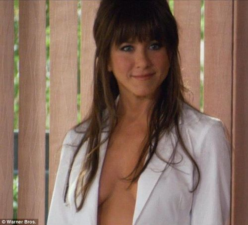 Jennifer Aniston wallpaper containing a portrait entitled Sexy Pics From Horrible Bosses