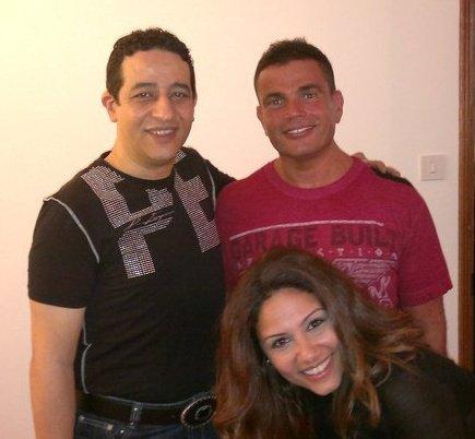 शकीरा & Amr Diab