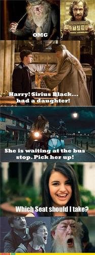 Sirius Black's Daughter