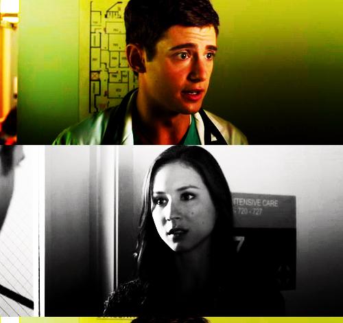 Spencer/Wren 2x04♥