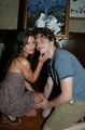 Spring Awakening: Wall of Fame at Tony's Di Napoli Restaurant - August 2, 2007  - lea-michele-and-jonathan-groff photo