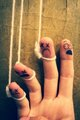 Suicidal Fingers - depression photo