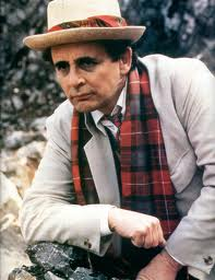 Sylvester McCoy the 7th doctor