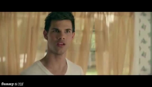 Taylor Lautner &#34;field of dreams 2&#34; funny or die - taylor-lautner Screencap