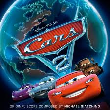 The Awesome, Most Amazing, Cars 2 Soundtrack Album Artwork!!!