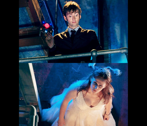 The Doctor and Donna ; The Runaway Bride