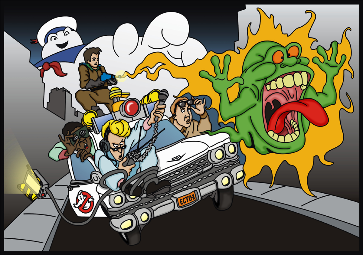 the real ghostbusters images the real ghostbusters hd wallpaper and