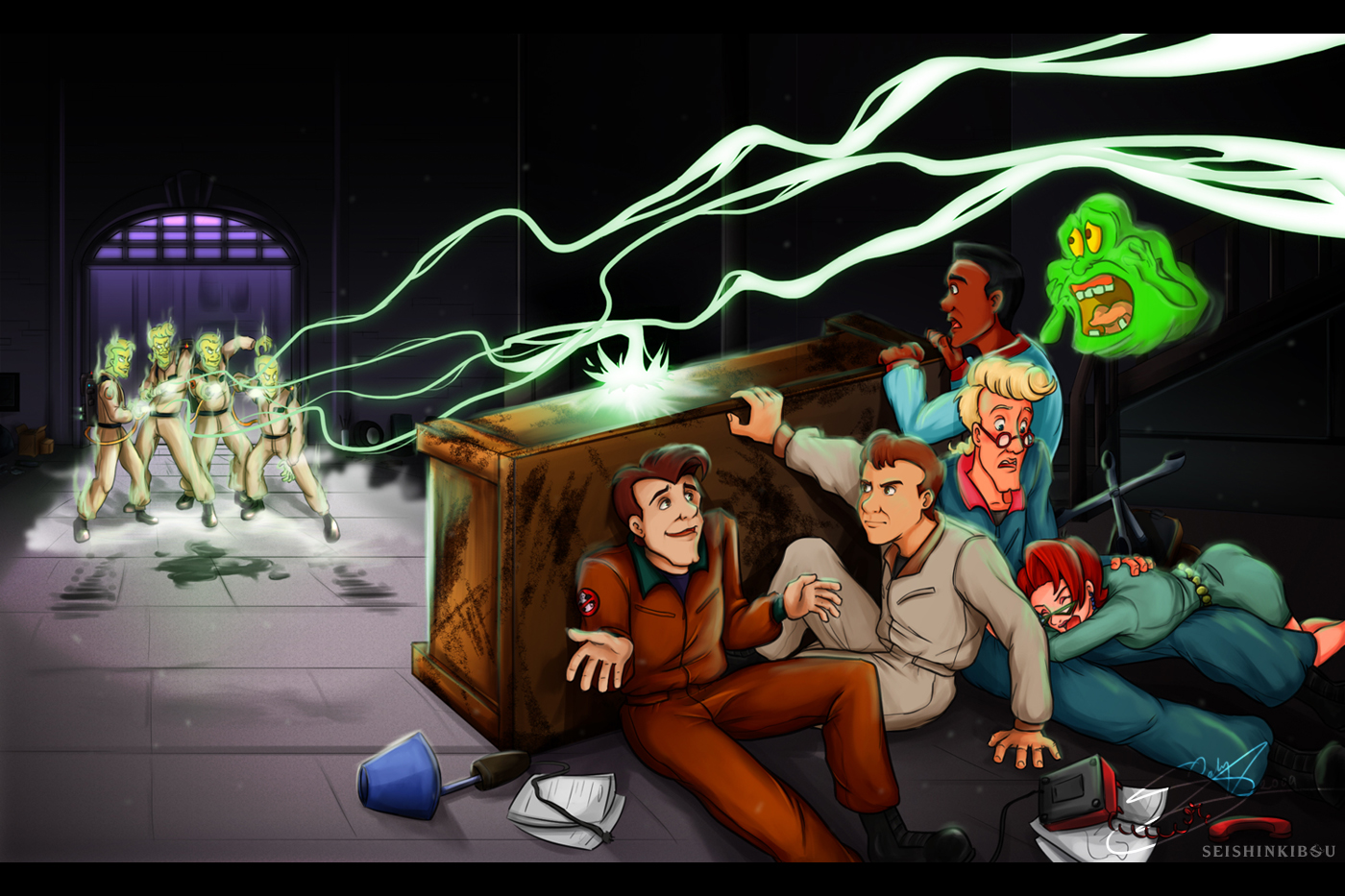 the Real Ghostbusters The Real GhostbustersGhostbusters