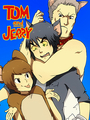 Tom and Jerry humanized anime