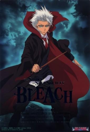 Toshirou as Harry Potter