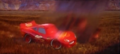 Tow Mater & Lighting McQueen vs. Tractor - disney-pixar-cars-2 fan art