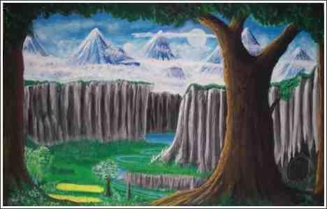 VANAHEIM - Norse mythology Photo (23500214) - Fanpop  VANAHEIM - Nors...