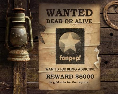 Fanpop Hintergrund called WANTED: Fanpop!