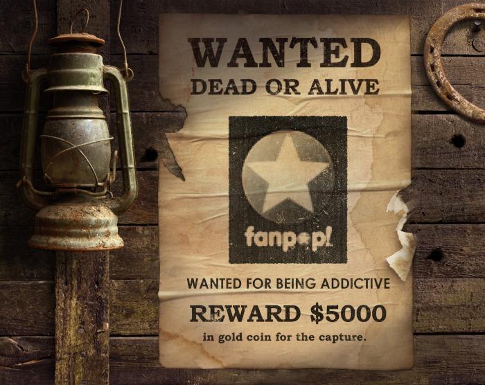 WANTED: Fanpop!