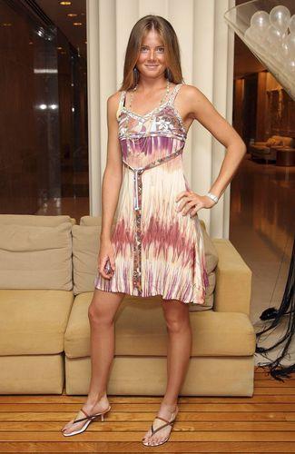 Daniela Hantuchova Models Anytime, Anywhere