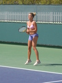 Olivia Sanchez Forgot her Shirt - wta photo