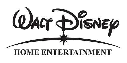 Walt disney inicial Entertainment Print Logo