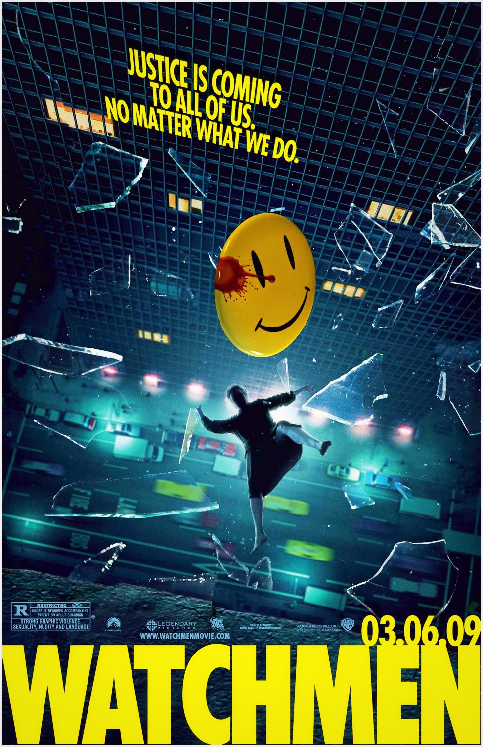 Watchmen - Watchmen Photo (23598588) - Fanpop