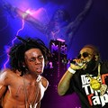 Wayne and Ross Wallpaper - lil-wayne photo