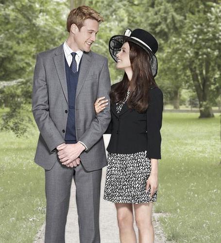 William & Kate Promotionals