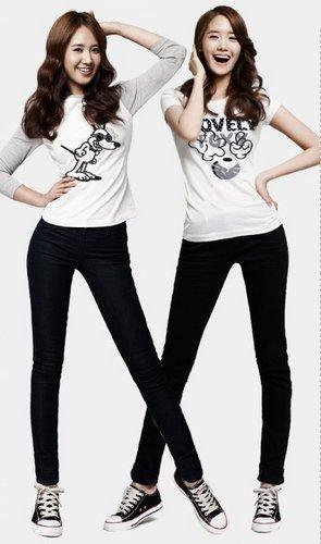 YoonA & Yuri (SnSd) ♥