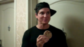 Zak Bagans eating a cookie!!!! - paranormal-challenge photo