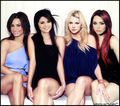 all togather - miley-selena-taylor-and-demi photo