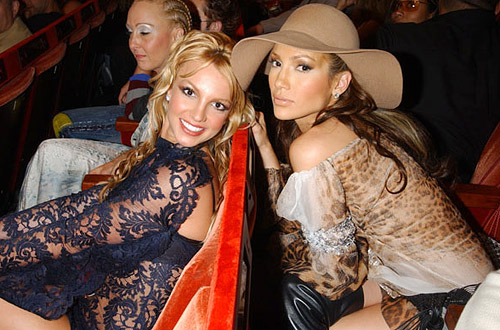 britney spears & jennifer lopez-mtv vma 2001