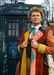 colin baker the 6th doctor - classic-doctor-who icon